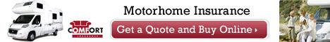 Comfort Motorhome Insurance