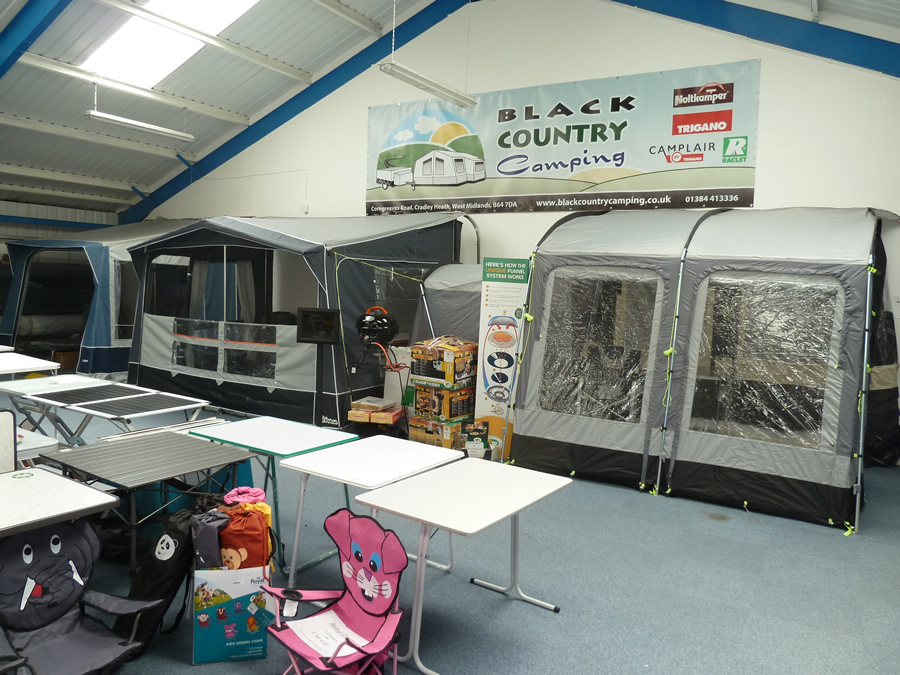 About Us Black Country Caravans Amp Camping