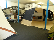 Trailer Tent Showroom 1