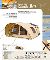 Cabanon Columbia