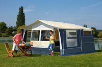 Quickstop SE - Trailer Tent