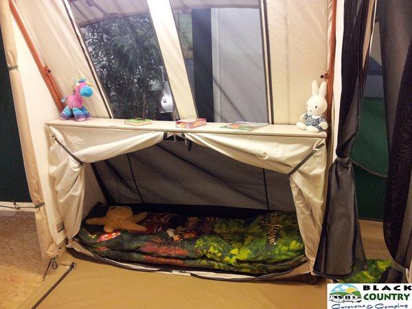 Holtkamper Cocoon Aero Windforce Trailer Tents