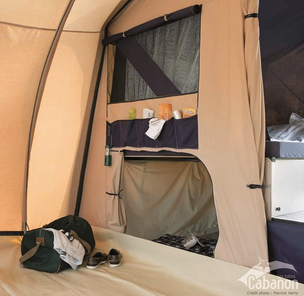 Cabanon Columbia Trailer Tents Cabanon Trailer Tents