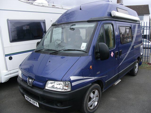 2 - Autosleeper  Sussex