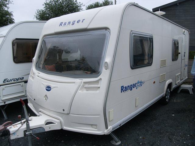 1 - Bailey Ranger 550/6 WITH WATER INGRESS