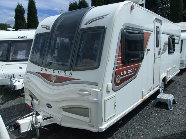 2014 Bailey Unicorn Valencia For Sale Used Caravan