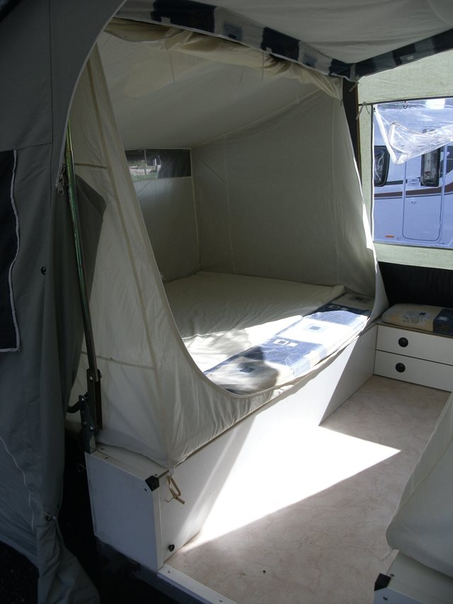 cabanon stellar trailer tent