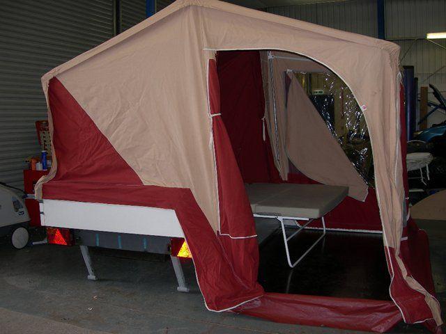 1999 Combi Camp Koala Used Trailer Tent