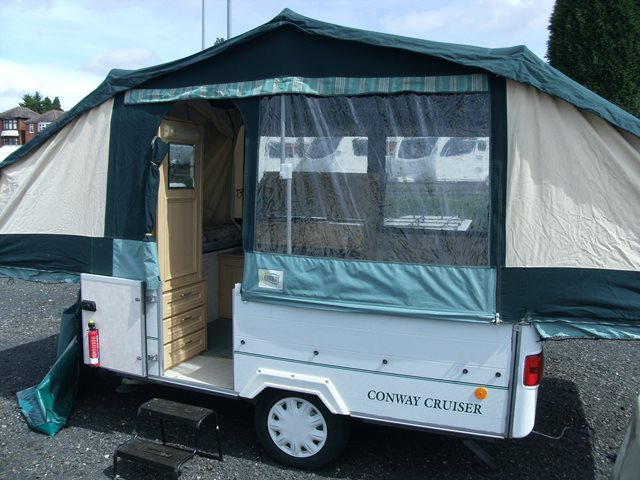 4 - Conway  Cruiser