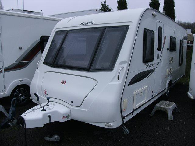 1 - Elddis Odyssey 550