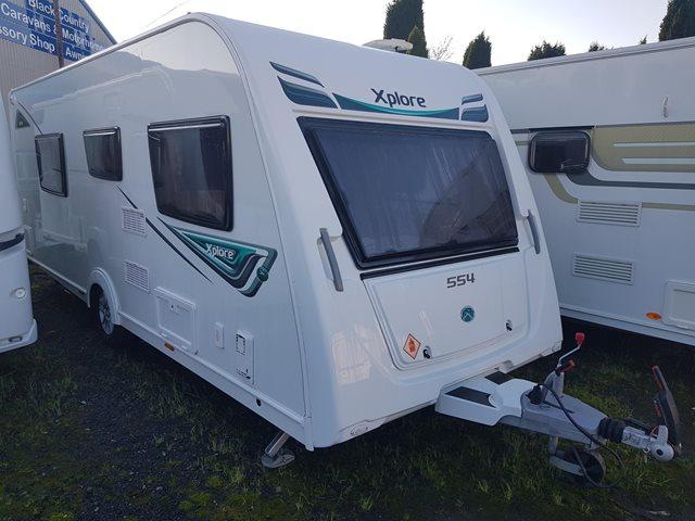 1 - Elddis Xplore SE 554