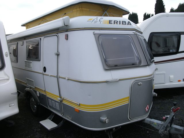 1 - Eriba Touring Troll 540
