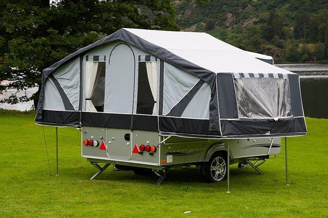 2010 Pennine Conway Countryman Used Folding Camper