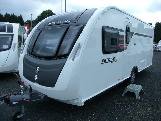 2014 Sterling Eccles Sport 584 New Caravan