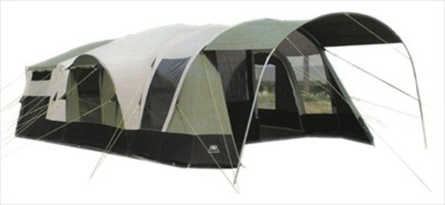 2012 Sunncamp Holiday 550 s | New Trailer Tent
