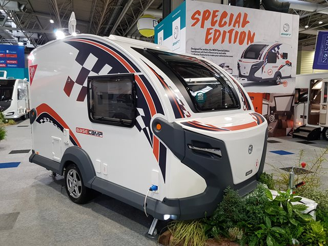 1 - Swift Basecamp Plus Special Edition