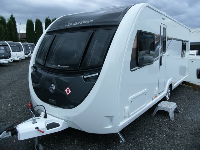 2019 Swift Challenger 560 Al Sold New Caravan