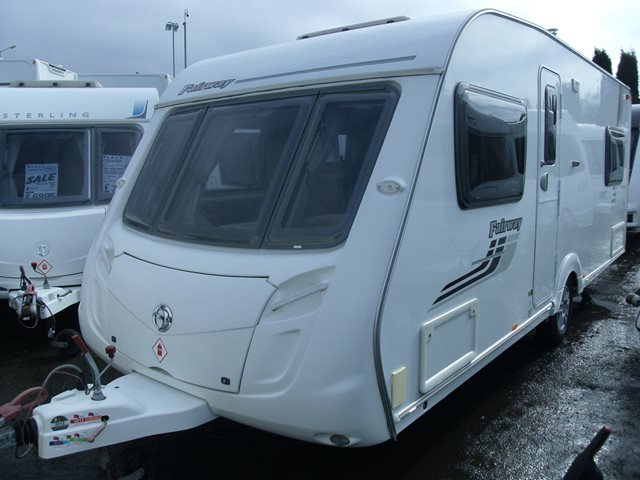1 - Swift Fairway 540