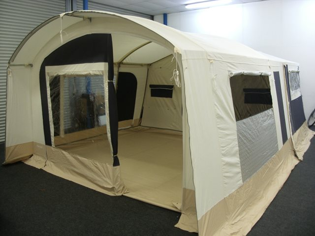 2012 Trigano Galleon Std   Used Trailer Tent
